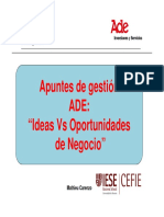 IDEAS+VS+OPORTUNIDADES+DE+NEGOCIO