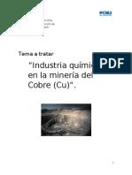 Mineria en Chile