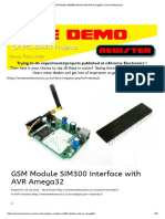 GSM Module SIM300 Interface With AVR Amega32 _ EXtreme Electronics