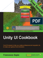 Unity UI Cookbook - Sample Chapter