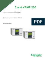 VAMP 255 and VAMP 230