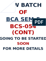 BCA-5