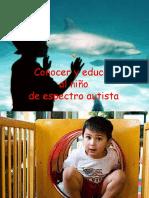 El Juego en El Niño Con Espectro Autista Por Vanesa Perez(Ilde)