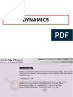 Nota Physics Vol 3 Chap 3 ( Dynamics & Momentum,Centre of Mass, Friction Coefficient )