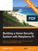 Building a Home Security System with Raspberry Pi - Sample Chapter
