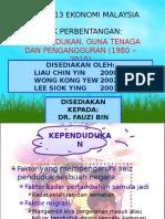 Seed 1013 Ekonomi Malaysia