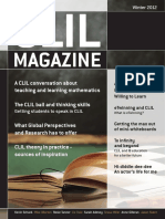 CLIL Magazine Winter 2012