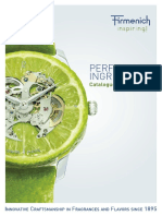 Compendium Perfumery Ingredients 2015
