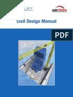 Conlift Civil Design Manual A5