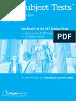 SAT2备考指南电子书下载