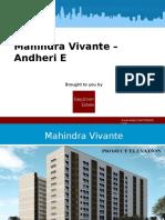 Mahindra Vivante