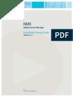 NMX 6 4 1 0 GA Install Startup Guide RevA