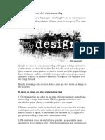 30 Erros de Design Que Deve Evitar No Seu Blog
