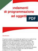 FondamentiProgrammaziobeautifullne Ad Oggetti