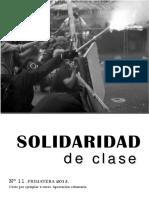 Solidaridad de clase nº 11