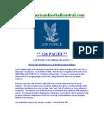 2003 Air Force 33 Stack Defense