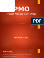 PMO Conversion Gate