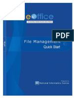 e Office Manual