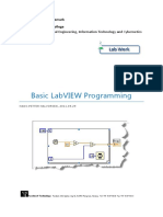 Basic LabVIEW Programming