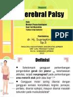 Responsi Cerebral Palsy Bismillah