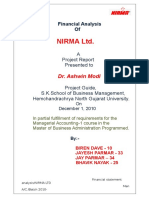 NIRMA Ltd.