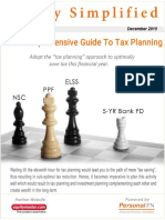 The Comprehensive Guide to Tax Planning - 2016 Edition (1)