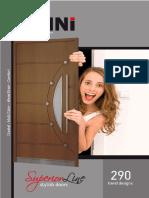 Katalog Ulaznih Vrata Superior Line