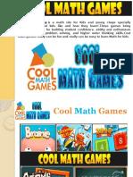 Cool Math Games, fun Cool Math Games