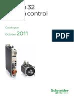 Lexium 32 Motion Control