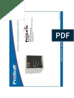 Dfnt Protocol Manual p1