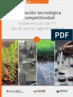 Innovación Tecnológica y Competitividad