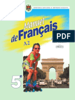 V Limba Franceza