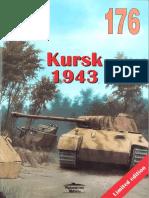 Wydawnictwo Militaria N°176 - Kursk 1943