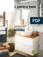 In-store Range Brochure Bathroom Ro