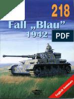 Wydawnictwo Militaria N°218 - Fall blau 1942