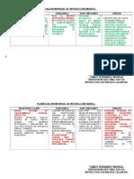 Planificacion Mensual de Instrucción (1)