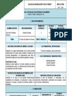 Plan de destreza con criterio de desempeño - 9noSociales B