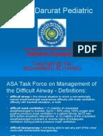 En Pediatric Airway