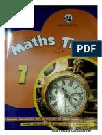 7th grade maths book cbse
