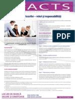 Evaluarea Riscurilor Roluri Si Responsabilitati
