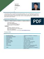 Delowarhossen CV
