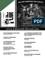 Editorial Libertad #277 - Diciembre 23, 2015