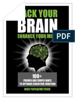 Hack Your Brain Enhance Your Mind