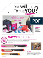 January Say Yes CA