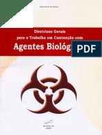 Contenção de agentes Biológicos