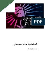 Beatriz Preciado_la Muerte de La Clínica Corregido Final (2)