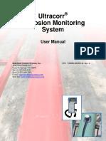 Ultracorr Corrosion Monitoring Manual