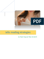 Ielts Reading Strategies by Thanh Tung A