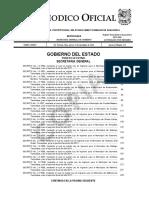 Ley de Ingresos Tadamaulipas 2011