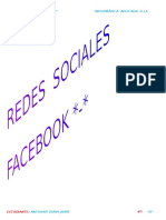 Redes Sociales - Anthony Zuma